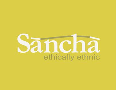 Sancha- Identity design
