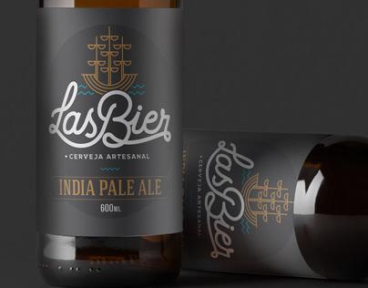 LasBier - Beer Label
