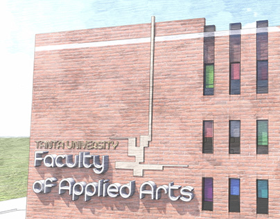 Faculty of Applied Arts project