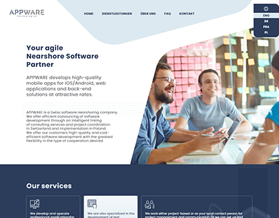 Appware website