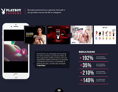 Playboy Condoms - Digital Strategy