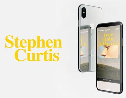 Stephen Curtis: Free Rain