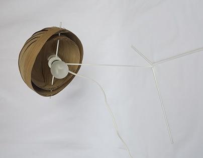 Adjustable Veneer Lamp