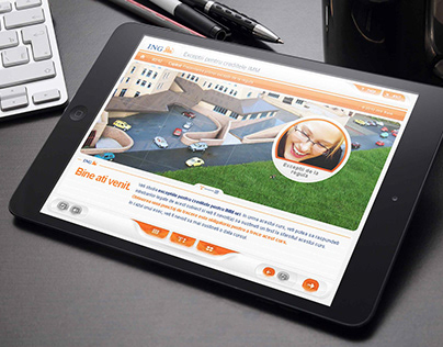 ING Bank - e-learning courses