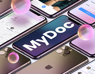 MyDoc - Real-time health management