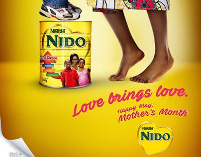 Campanha Dia das Mães NESTLÉ