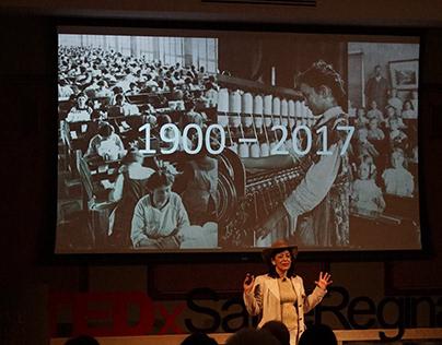 TEDX - Digital Media -Education Fashion & Design
