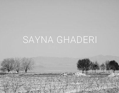 SaynaGhaderi's WebSite