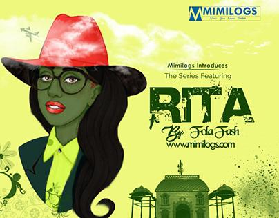 Rita series by: folk fash