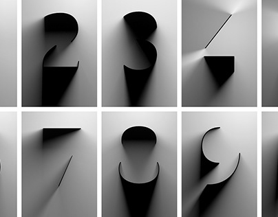 Architectural Type Studies: Light + Shadow