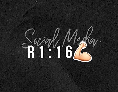 Social Media - R1:16