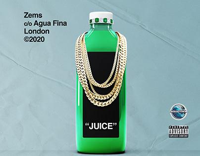 Zems - Juice Single Artwork