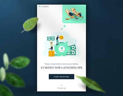 Campaign kit for Et Money