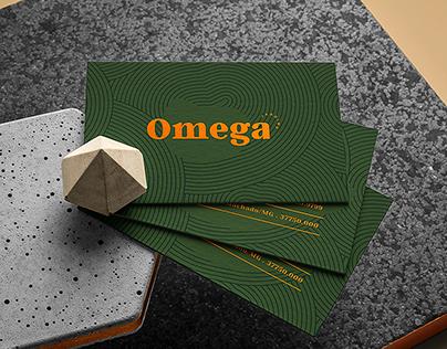Omega Jardins | Rebranding
