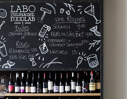 Le Labo Culinaire // Foodlab