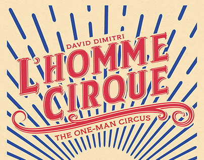 L'Homme Cirque Posters