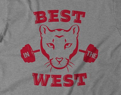 Fitness comp shirts