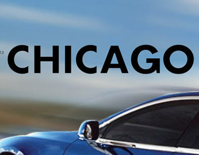 Chicago Magazine App MockUp