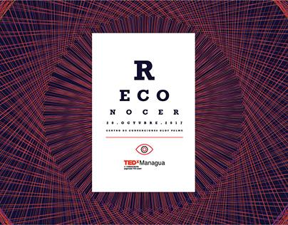 TEDx Managua 2017 - Reconocer