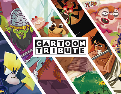 CARTOON NETWORK FANART - COLOMBIAN PROJECT