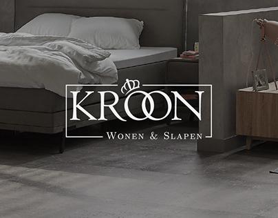 Kroon Wonen en Slapen - Website Design