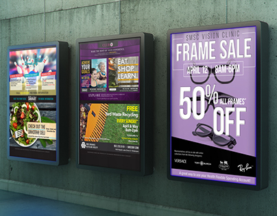 Large format print and tradeshow graphics