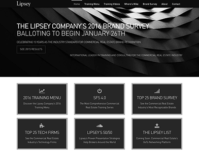 The Lipsey Company | Commercial Real Estate Training