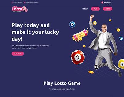 Pink Lotto (https://www.pinklotto.co.zw/)
