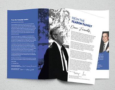 Brochure about Legacy Fund for Local Church
