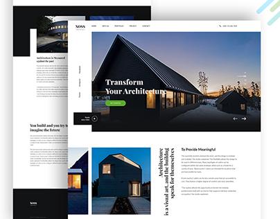 Architect Design Experiment Concept