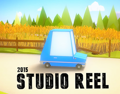 Our New showreel - 2015/16