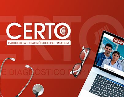 Clinica Certo - Website