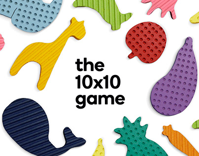 The 10x10 Game