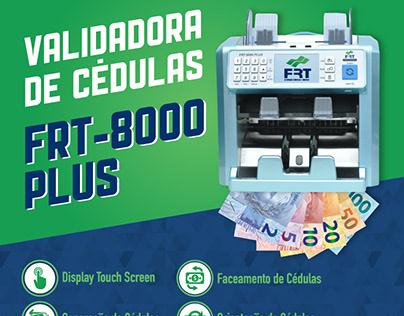FTR-8000 PLUS