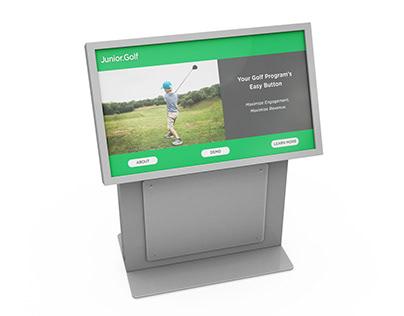 Interactive Trade-show Kiosk