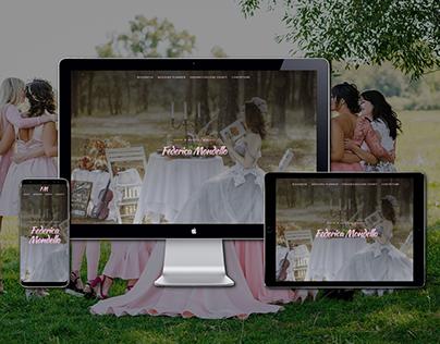 Website | Wedding planner