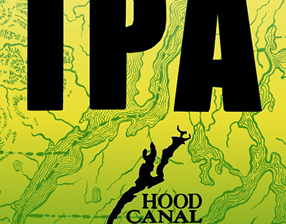 Hood Canal Brewery: Tap Handles