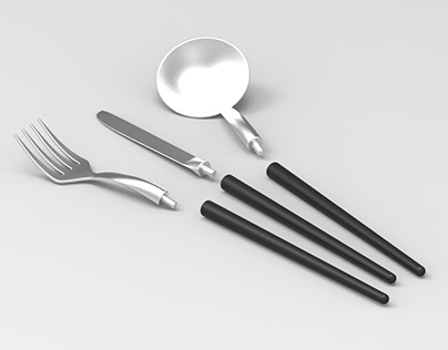 jOi | Cutlery for 3D print