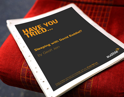 D&AD New Blood Awards 2020 - Audible
