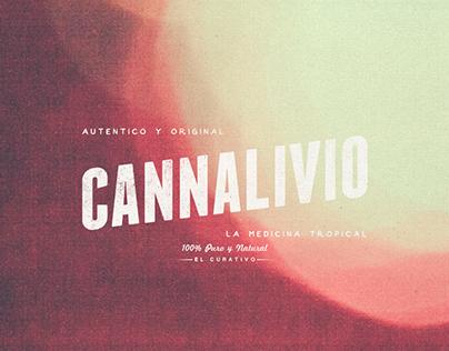 Cannalivio - La Medicina Tropical - Branding