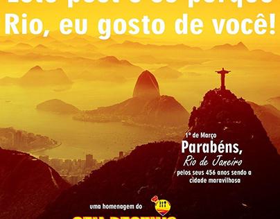 Homenagem ao Rio de Janeiro
