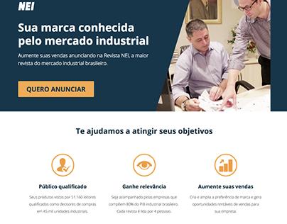 Landing Page | Grupo NEI