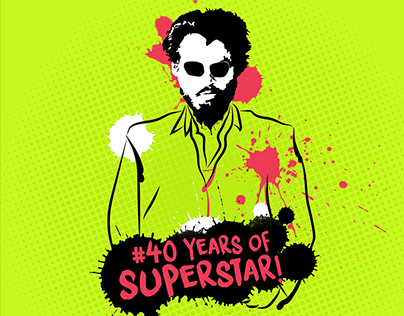 40 Years Of Superstar