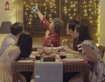 Ah Ma's Christmas