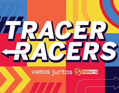 Tracer Racers OXXO GAS®