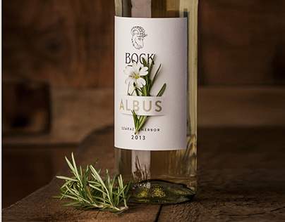 Bock Albus Wine Packaging