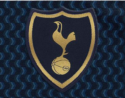 The football shirt of the future / Tottenham x Nike