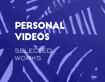 PERSONAL VIDEOS