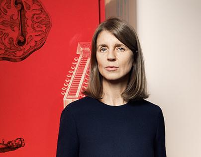 Karla Otto Portrait - 10 Magazine