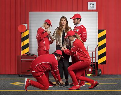 Scuderia Ferrari Collection | Dress Stop